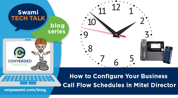 Configure call scheduling for your business