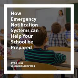 How Emergency Notification Systems Can be used in Your School