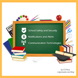k12 safety security communications