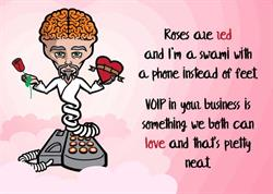 VoIP Swami Says Happy Valentines Day