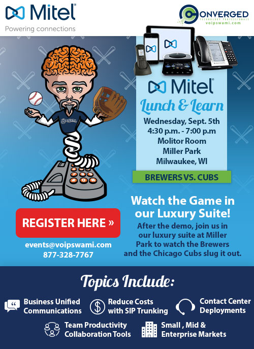 Mitel Lunch and Learn