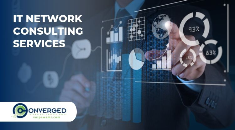 IT Network Consulting by Converged