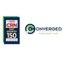 Converged Makes CRN Fastest Growth list