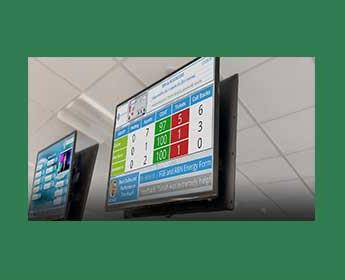 SJS Contact Center Wallboards
